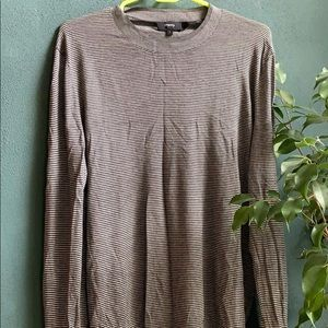 Theory Silk and cashmere top